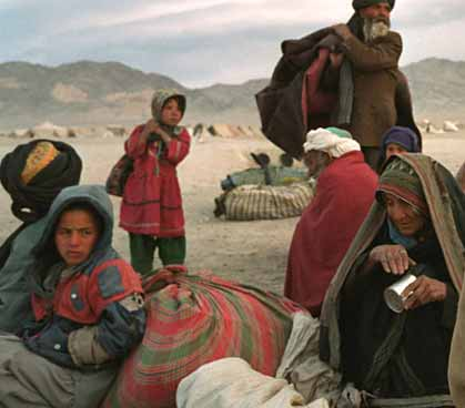 Afghanistan: The Famine The World Forgot.....Give!
