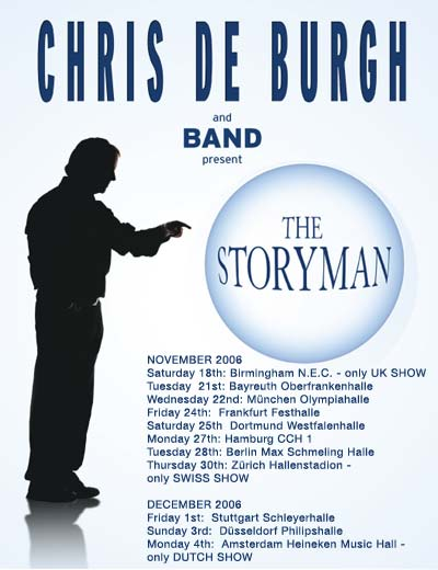 The Story Man Tour 2006